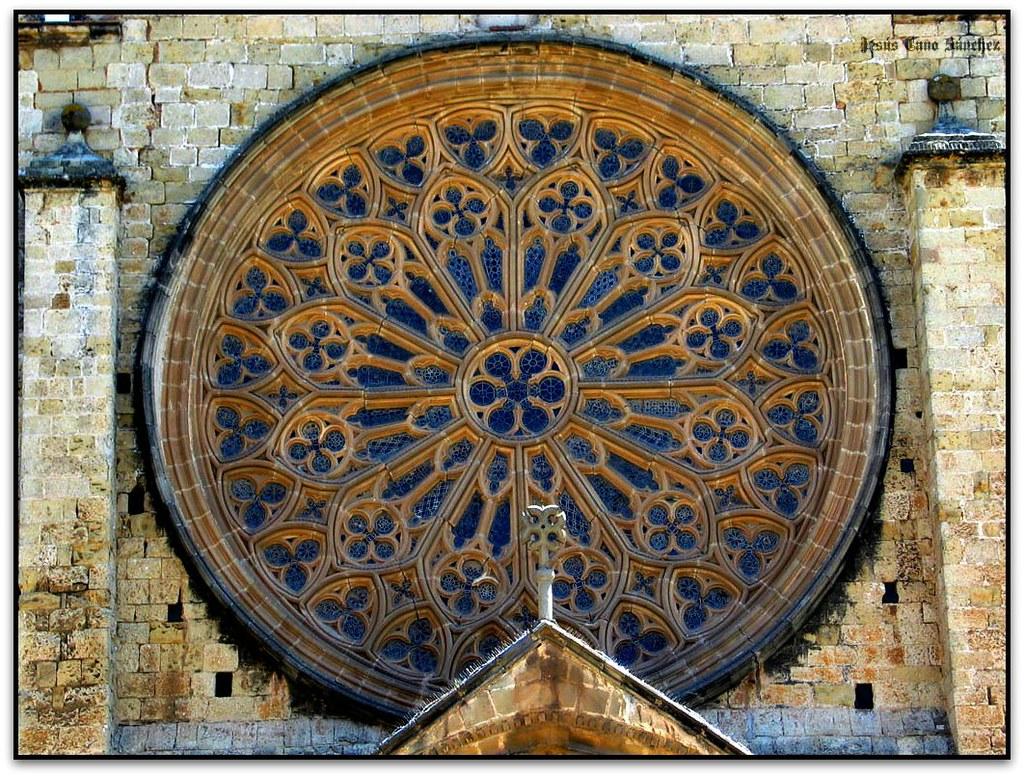 Rosassa monestir de sant cugat del vall s el vall s occi - Alfombras sant cugat ...