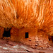 House on Fire (Anasazi pueblo dwelling, Mule Canyon, Cedar Mesa UT)