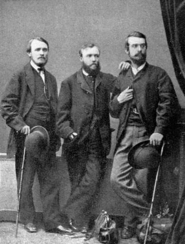 Henry Phipps, Andrew Carnegie and John Vandervort | Title ...  Henry Phipps, A...