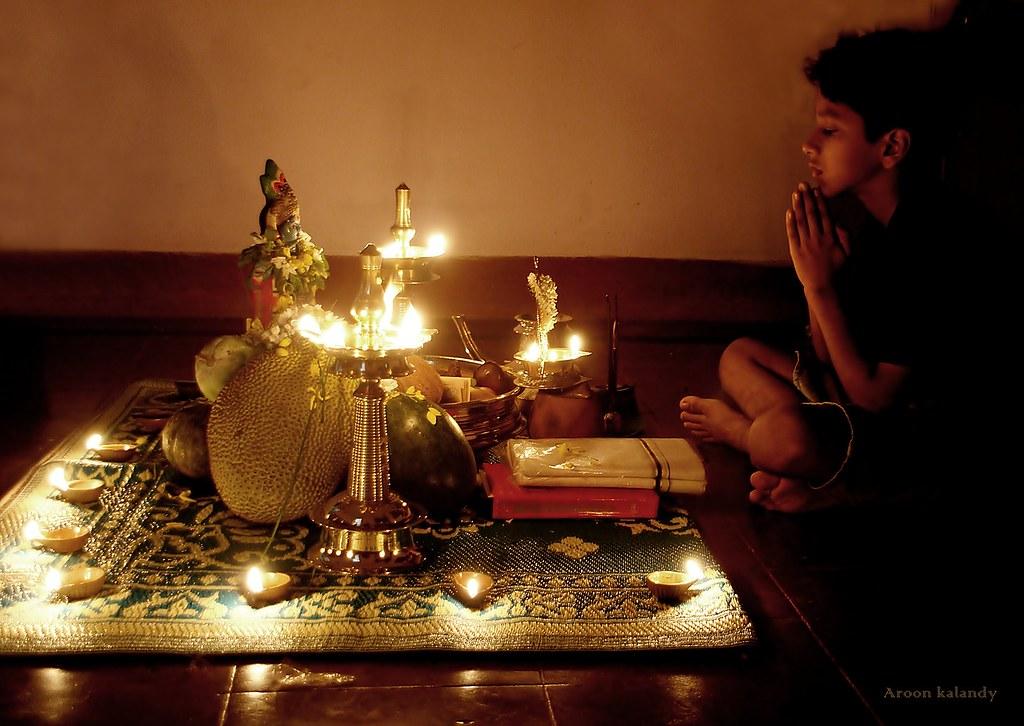Vishu Kani A Very Happy Vishu To All Flickr