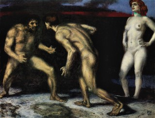 The struggle for women [1] by Franz von Stuck | by Mattia Moretti