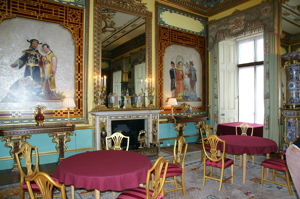Buckingham Palace | The Chinese Dining Room. www.royal.gov ...