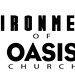 Iron Men of Oasis Church -logo