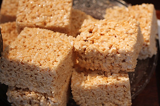 Sugarplum rice krispie treats | by David Lebovitz