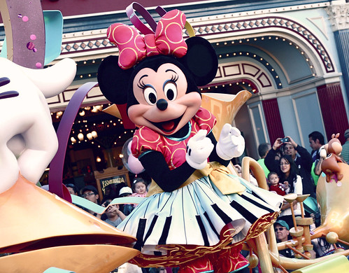 Soundsational Minnie | by Kirsten Marie Hutton