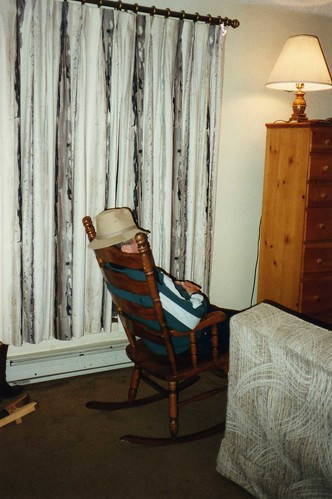 img149_Doug_in_Cabin_at_Lost_Valley_Ranch_1995