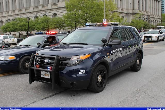 Brooklyn Ohio Police Ford Explorer Explore Seluryar S