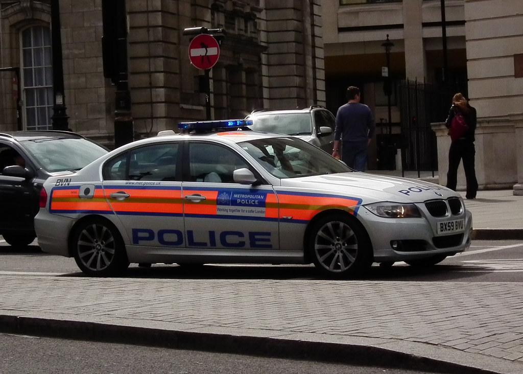 Met Police Bvn Metropolitan Police Bvn 2009 Bmw 325d