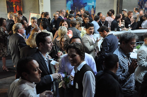 WEB 2.0 SUMMIT PREMIERE RECEPTION 2011 | by aquababe