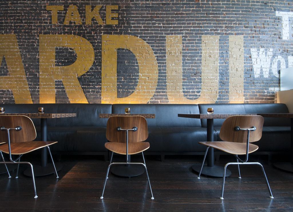 Local restaurant dallas texas for Cafe wall mural
