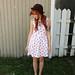 Velvet Bird Dress