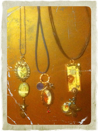 Vintage Style Necklaces | by Cynthia lee Designs