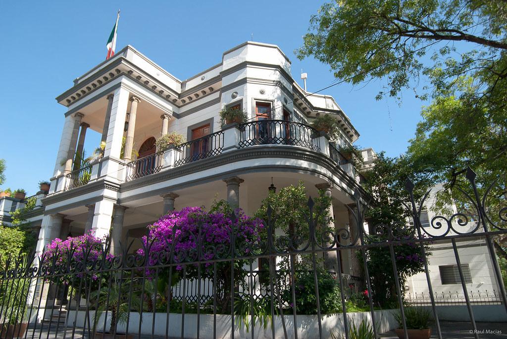 Casa de Colonia Americana en Guadalajara, Jalisco