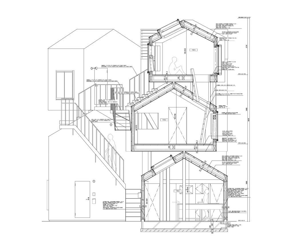 Charming Sou Fujimoto   Tokyo Apartment   Drawings 04 | 準建築人手札網站Forgemind ArchiMedia  | Flickr