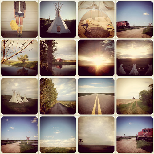 teepee road trip | by The 10 cent designer