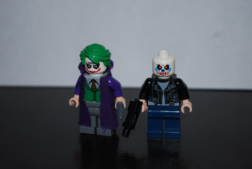 Heath Ledger Joker Nurse Joker and Thug | I jus...