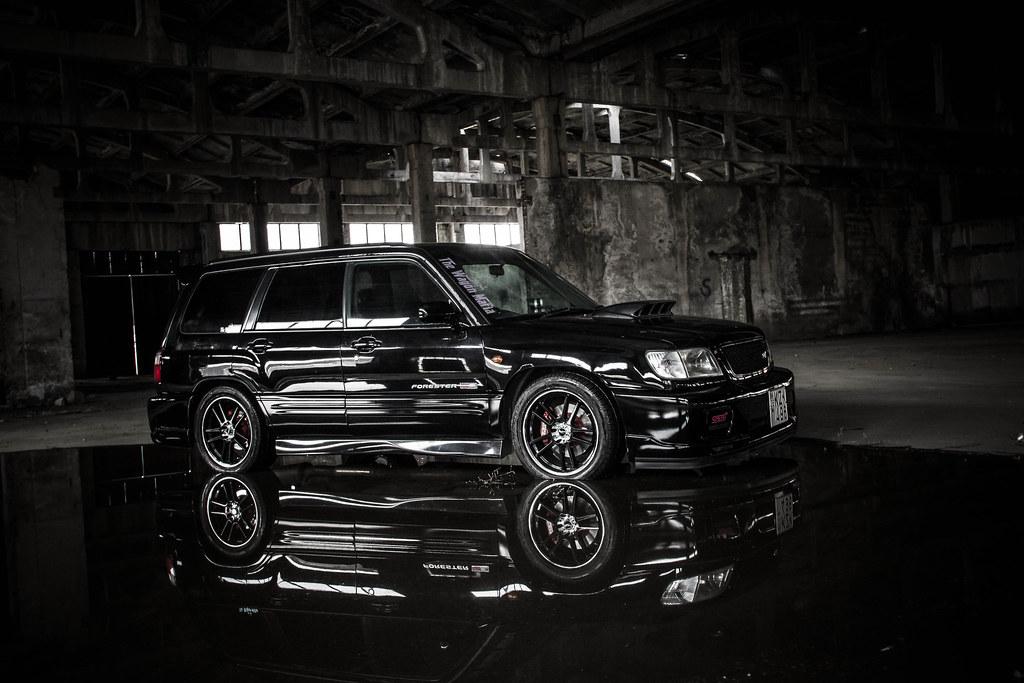 Subaru Forester STI   Charith Ratnayake   Flickr