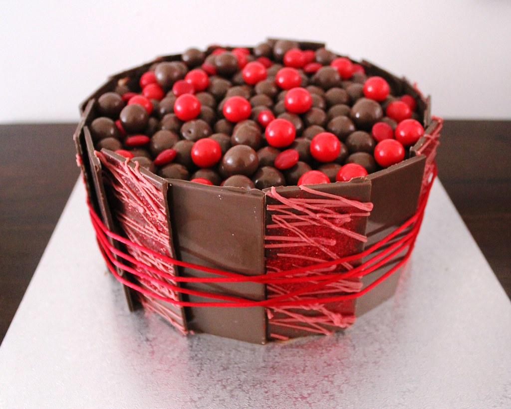 Chocolate Jaffa Mud Cake