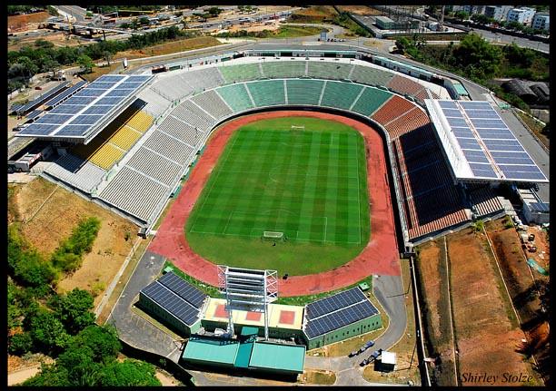 Solar For America >> Pituaçu 1º Estádio da América Latina com Energia Solar - S…   Flickr