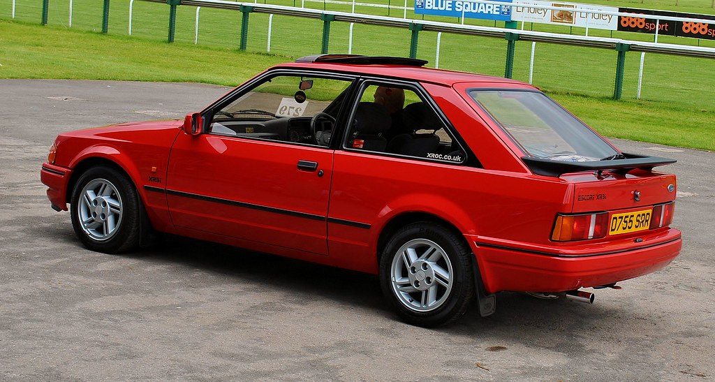 Mark 4 Escort XR3I | Flickr - Photo Sharing!