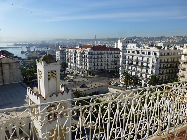 Hotel Albert  Alger