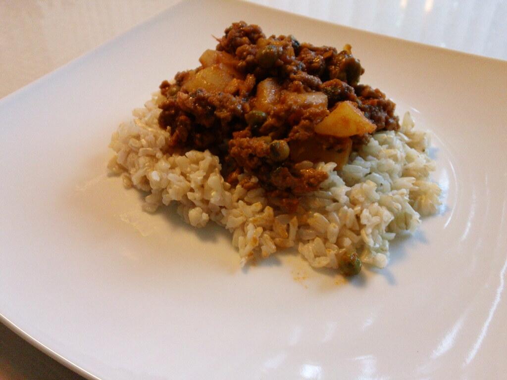 Ground Turkey with Potatoes and Spring Peas | Ground Turkey ...