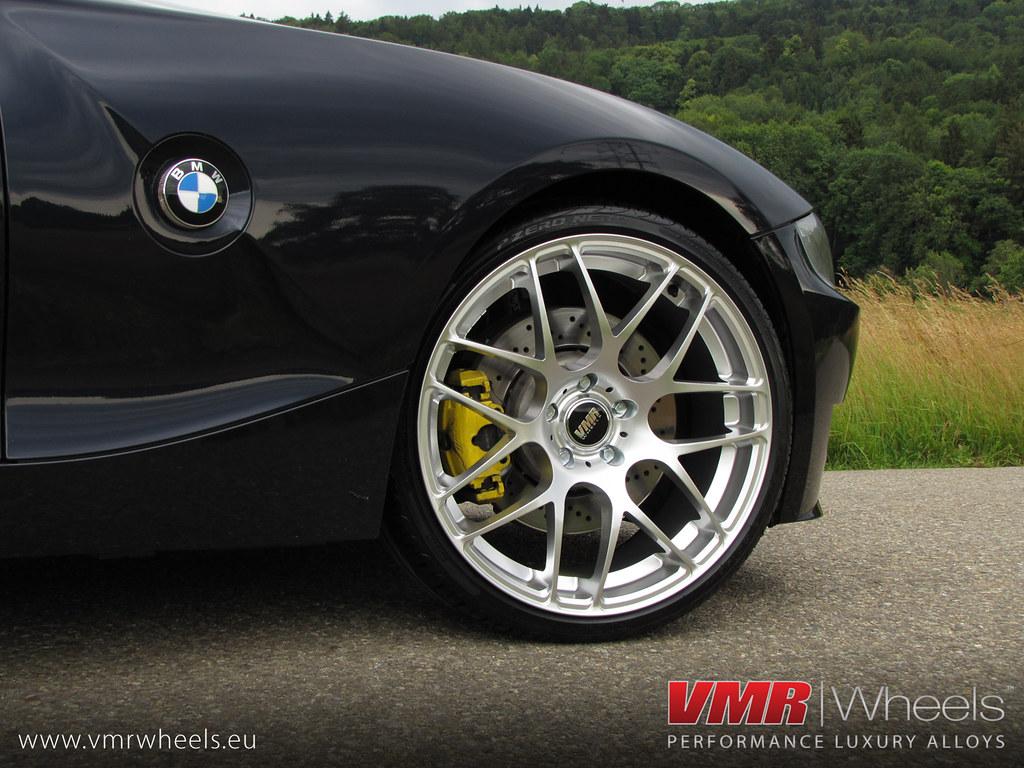 Vmr Wheels V710 Hyper Silver Bmw Z4 M Coup 233 Vmr Wheels