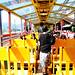 嵯峨野觀光小火車(5號車廂)...Sagano Scenic Railway (Truck No.5)
