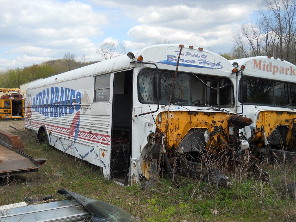 Cuyahoga Co Berea City Schools High School Band Bus Flickr