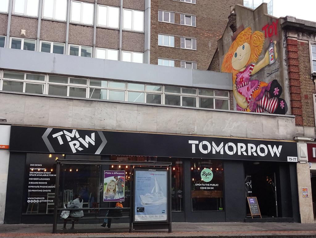 New London Cafe London
