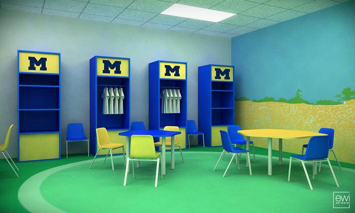 Blue Room Sports Venuel Hygiene Rating