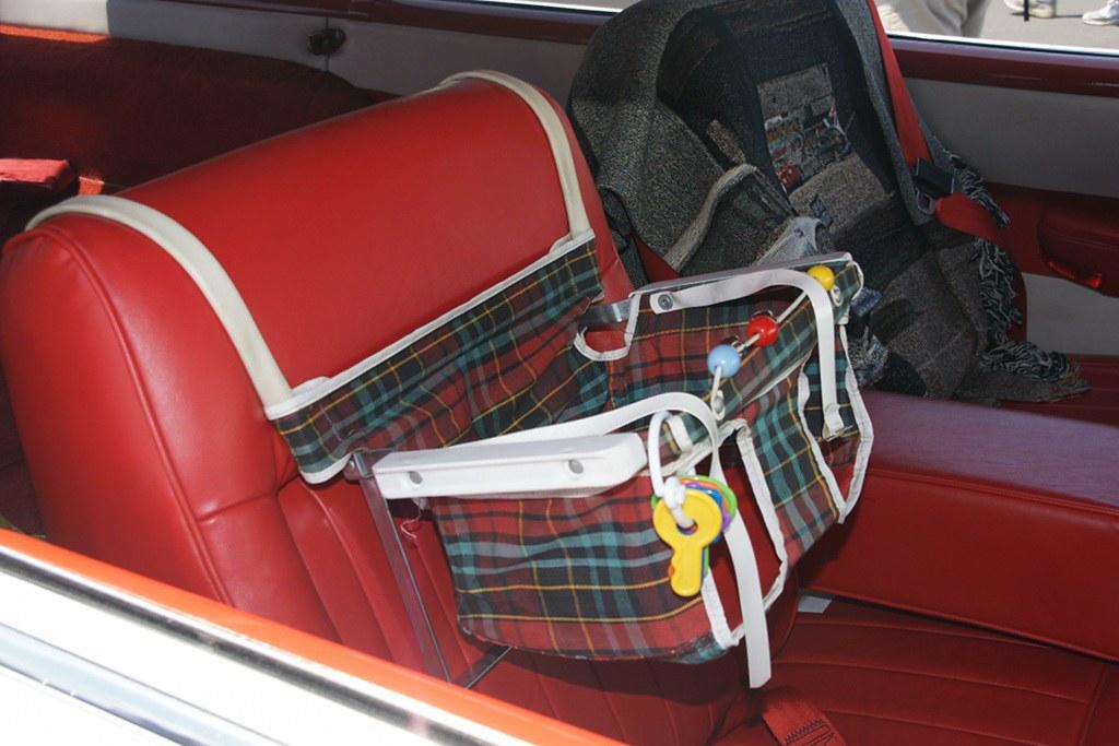 Vintage Kids Car Seat 50 S Gary Waugh Flickr