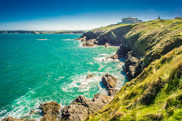 Newquay United Kingdom  city pictures gallery : Newquay, Cornwall, United Kingdom | Flickr Photo Sharing!