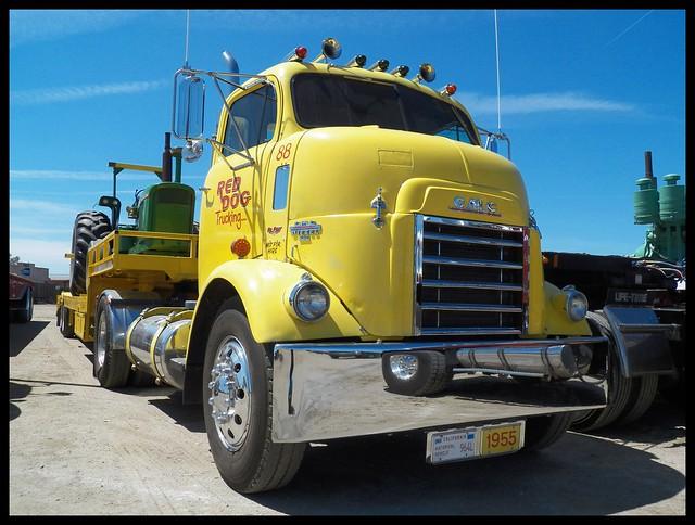 Antique Gmc Tractors : Gmc coe trucks autos post