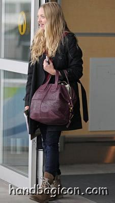 Amanda Seyfried and Givenchy Nightingale