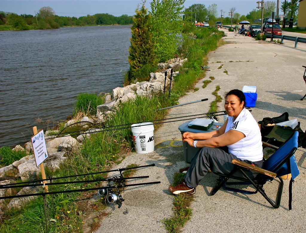 Morning smiles wisconsin carp fishing tournament and for Wisconsin fishing tournaments