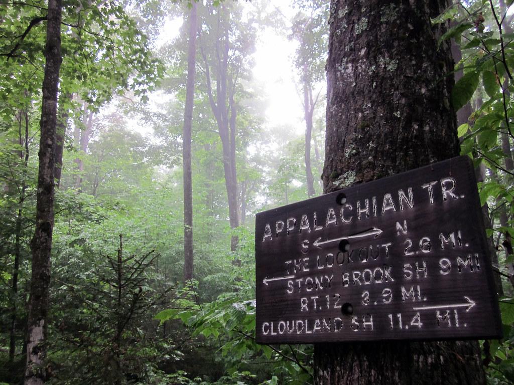 Backpacking The Appalachian Trail Rebekah Flickr