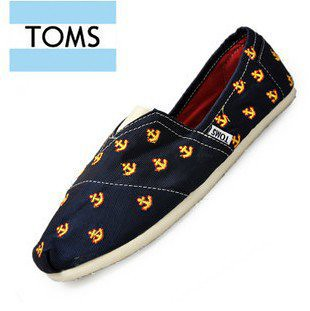 anchor toms shoes