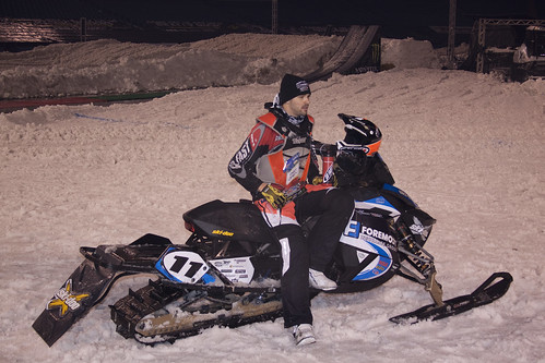 Tremblay Snocross | by Foremost Insurance Racing