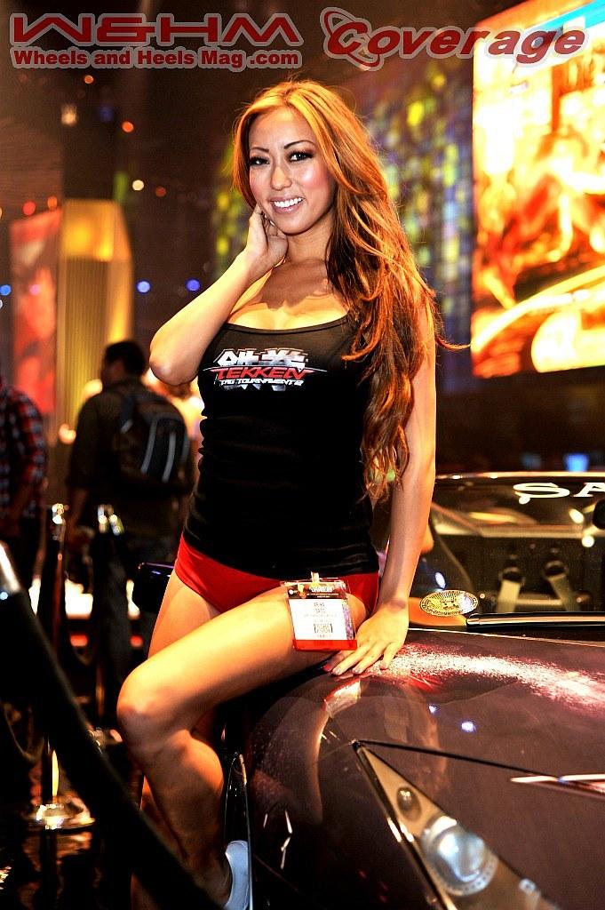 W&HM - Arika Sato @ 2012 E3 (214) | Full pictorials: the ...