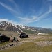 The landscape in the Altai Mountains