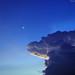 The Moon, Venus, Mars, Saturn, and Thunderhead