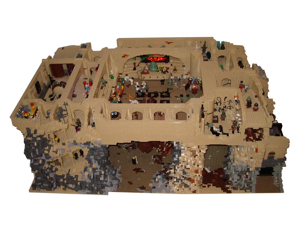 Jabbas Palace |... Jabba's Palace