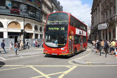 London Central WVL22 LG02KHX