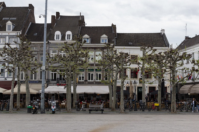 Maastricht Central Square