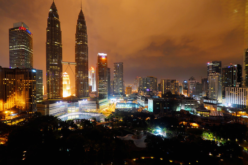 KL malaysia view