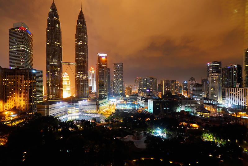 KL malaysia view