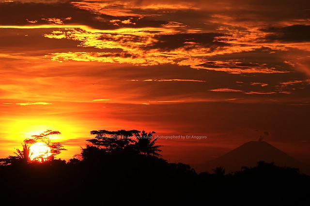 Mt. Slamet's Sunrise #1