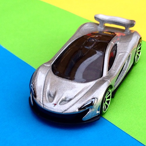 Hot Wheels - McLaren P1