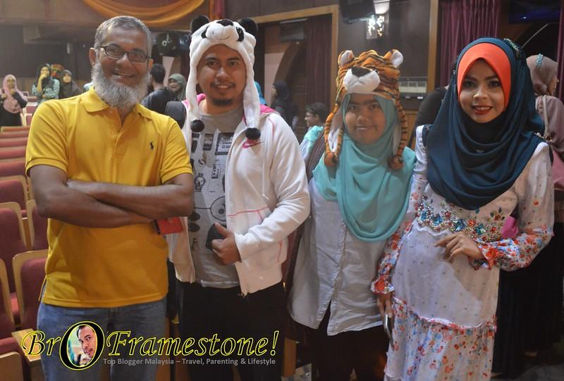 Tronoh Theatre Shop - Cinta Sang Arnab & Mahkamah Lorong at Taman Budaya, Kuala Lumpur